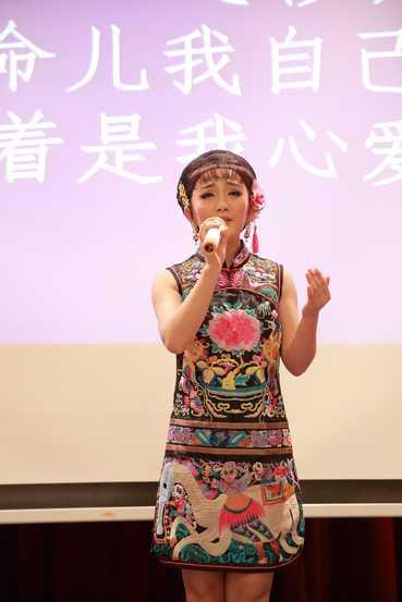 关阳老师献唱